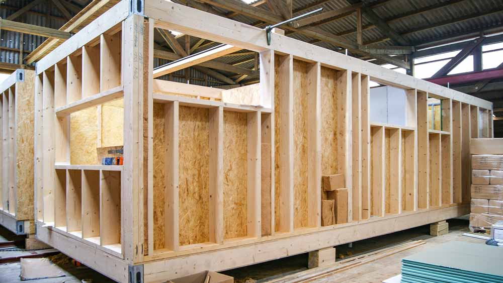 Modulh user max haus gmbh for Fertig container haus
